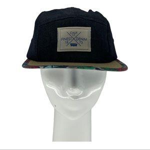 Levi's California Finest Denim Tropical Trim Hat